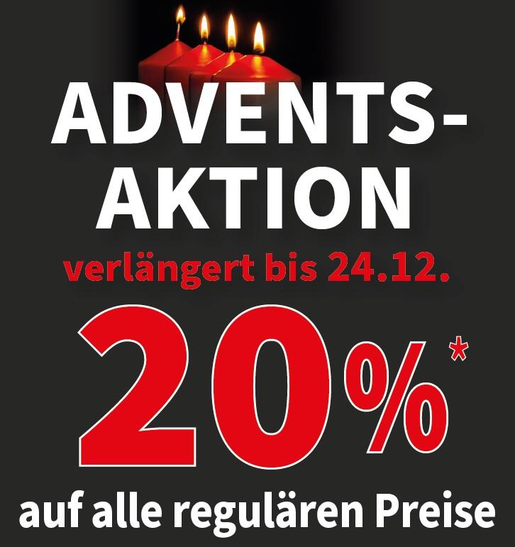 Advents-Aktion