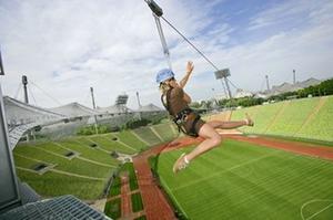Flying Fox Olympiastadion