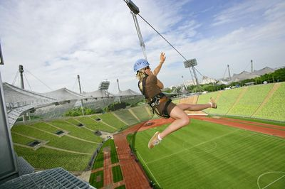 Flying Fox Olympiastadion