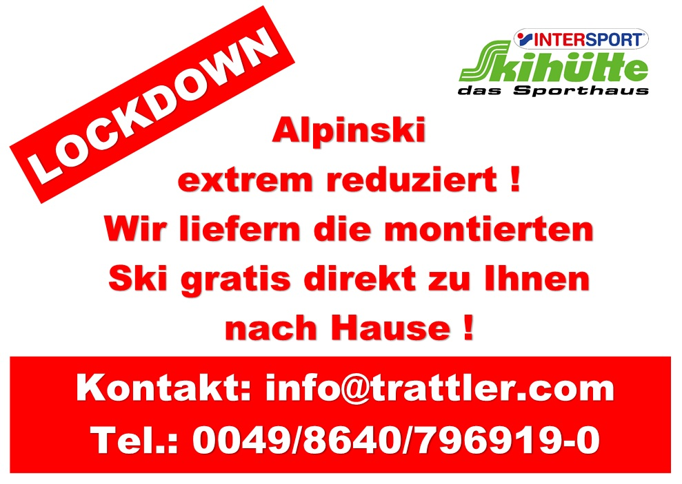 Lockdown Lieferservice Ski