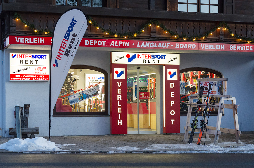 Intersport Rent Kinderskischule