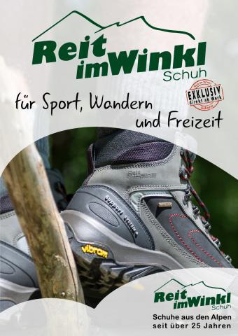 Reit im Winkl Schuhe