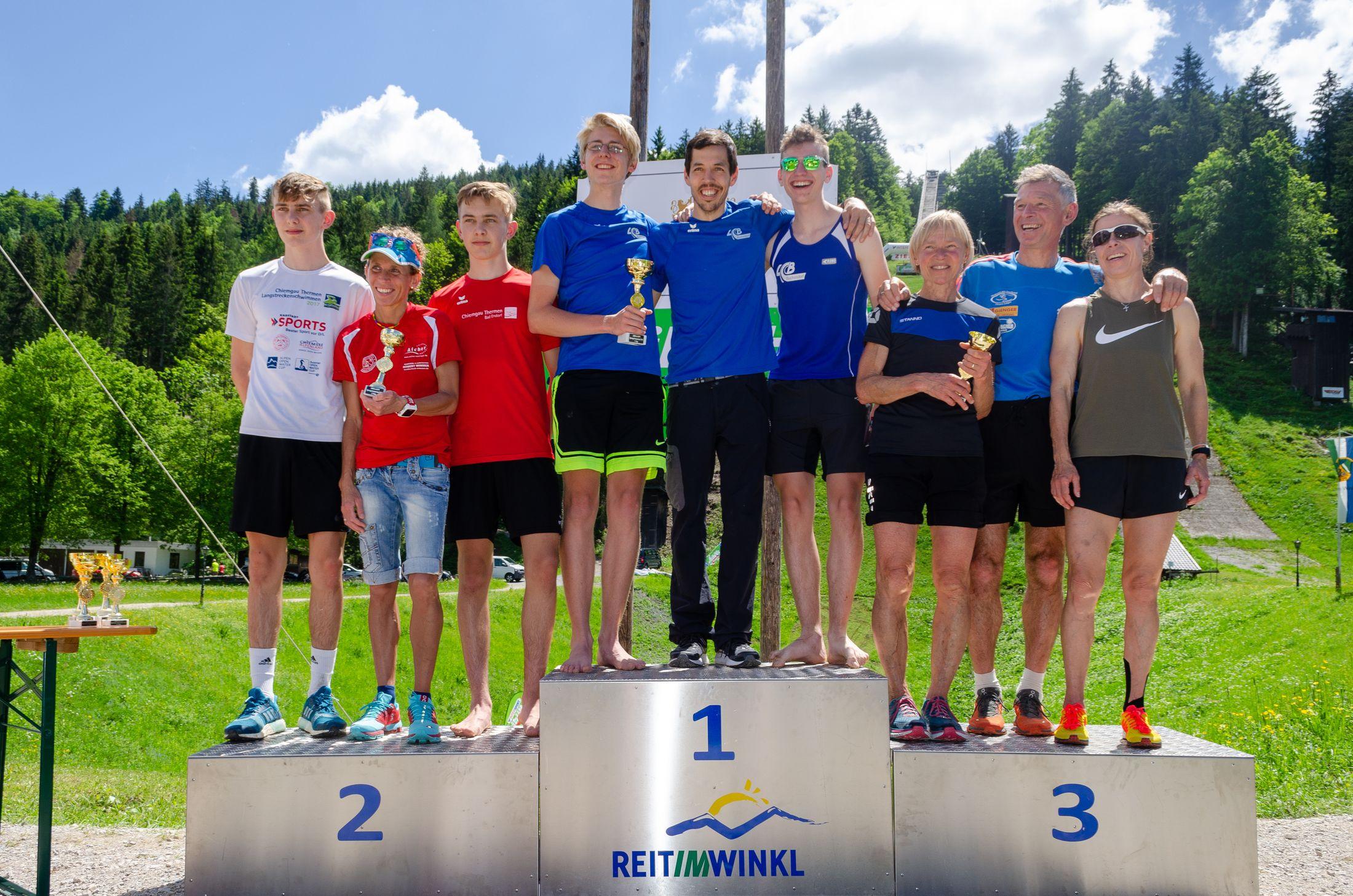 Sieger Teamwertung 2019