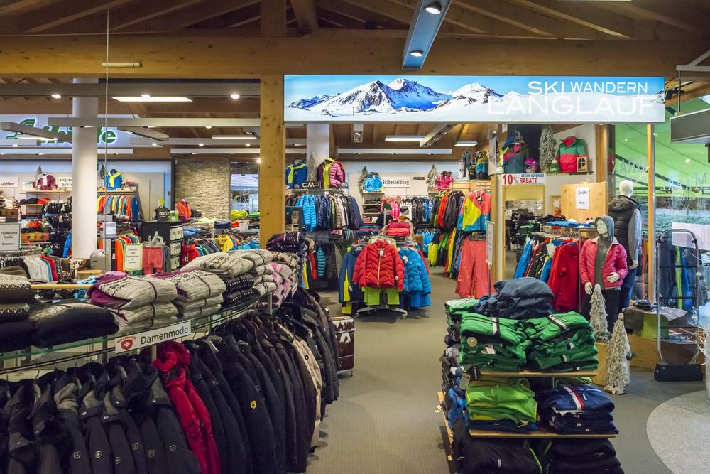 Ski-, Board- & Outdoormode
