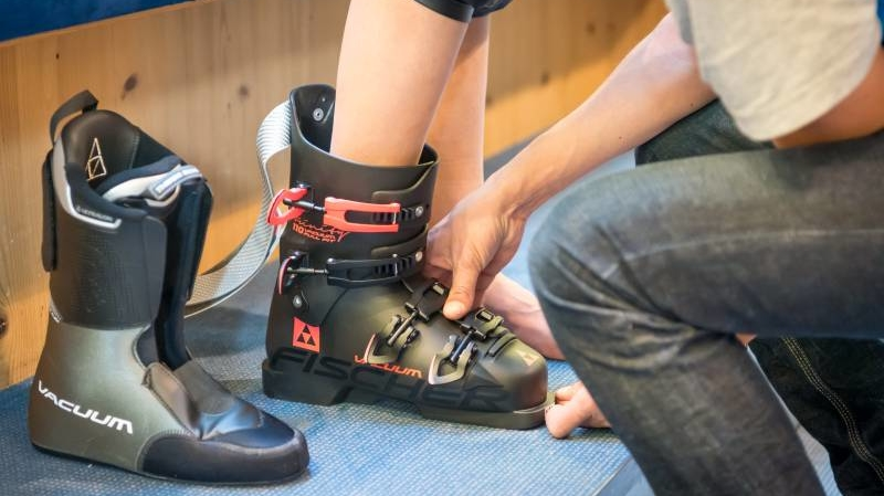 Schuhanpassung Step 5